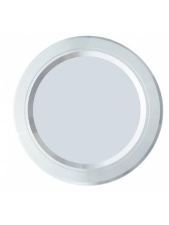 Downlight LED 8w circular blanco de Maslighting