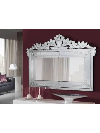 Espejo de pared adriano peque o de schuller decoracion - Espejos pequenos pared ...