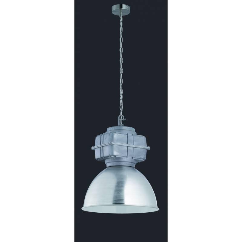 Lampara de techo maniac 1 luz en aluminio de trio - Luz de techo ...