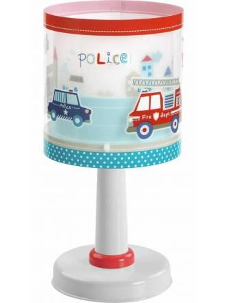 DALBER Police table lamp