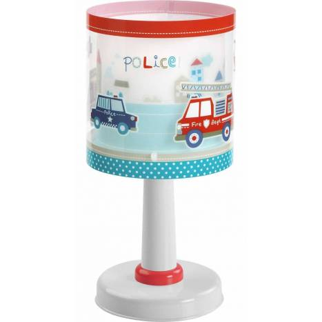 DALBER Police table lamp