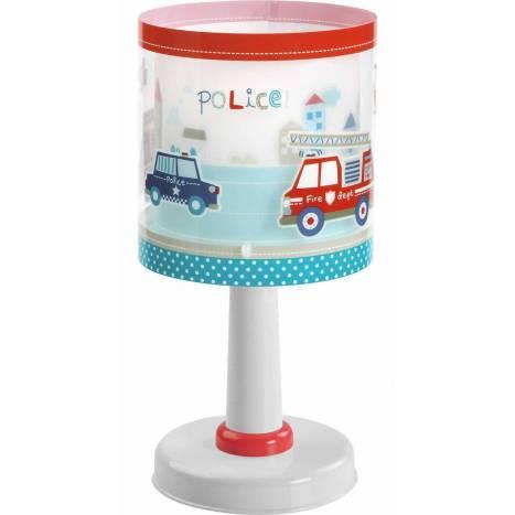 Lámpara de mesa Police 1 luz - Dalber