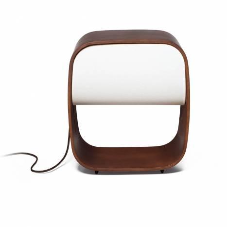 Lámpara de mesa 1968 LED madera - Faro