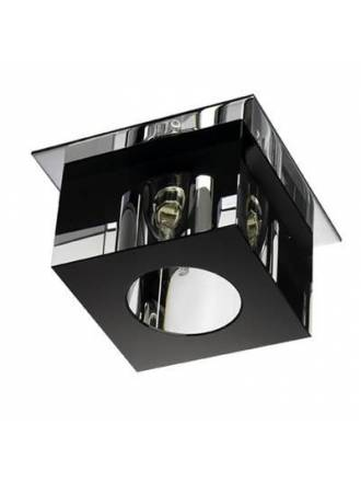 CRISTALRECORD Modo recessed light black