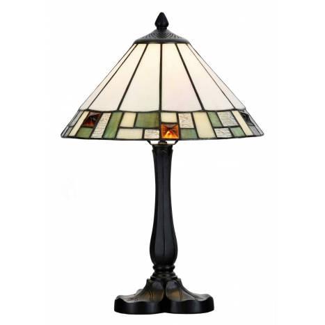 Lámpara de mesa Ambar Tiffany - Sulion