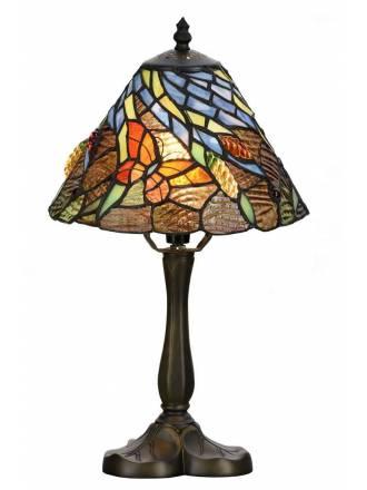 SULION Juncos Tiffany table lamp