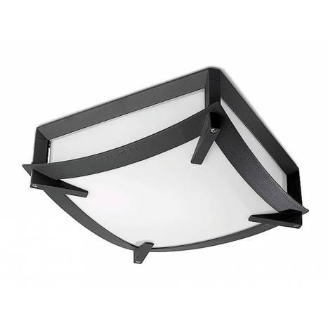Plafón de techo Mark antracita - Leds C4