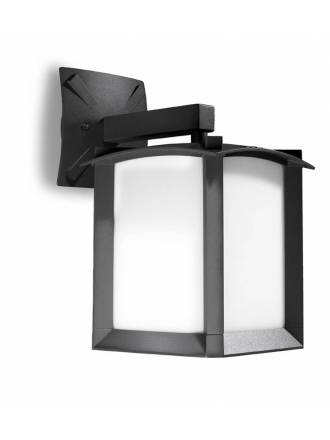 LEDS C4 Mark wall lamp anthracite