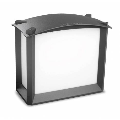 Aplique de pared Mark 2L antracita - Leds C4