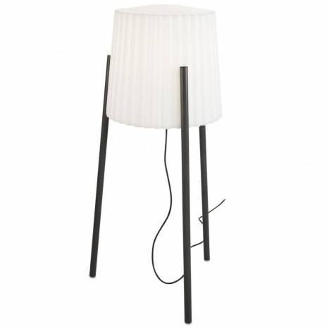 LEDS C4 Barcino floor lamp anthracite