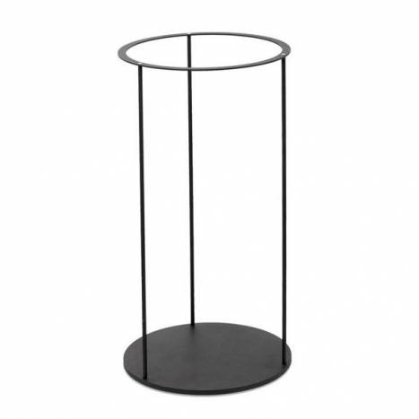 Estructura metálica Versus negro - Faro