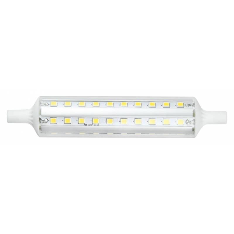 maslighting lineal r7s led bulb 10w 118mm 360. Black Bedroom Furniture Sets. Home Design Ideas