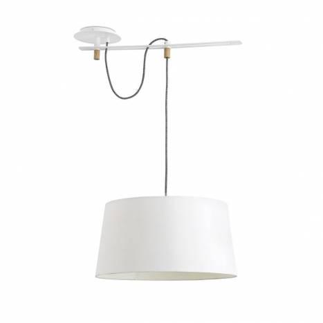 Lámpara colgante Fusta 1 luz - Faro