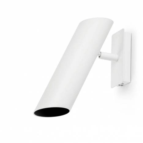 FARO Link wall lamp 1L white