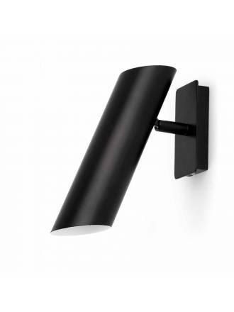 FARO Link wall lamp 1L black