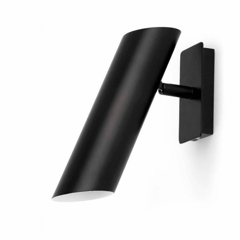 FARO Link wall lamp 1L black