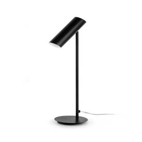 Lámpara de mesa Link 1 luz negro - Faro