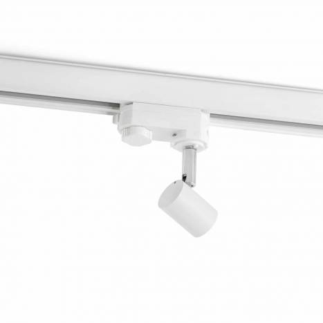 FARO Plot track light 1L GU10 white