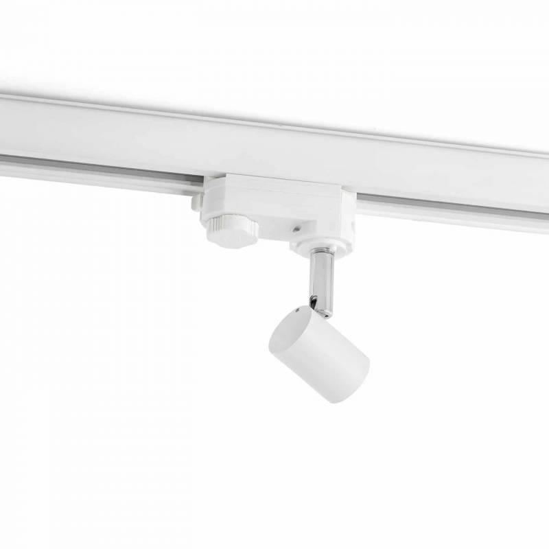 faro plot track light 1l gu10 white