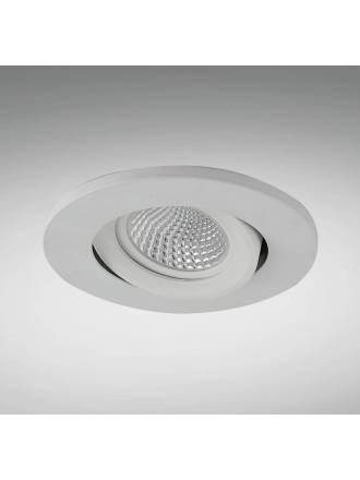 Foco empotrable NC1860RW redondo blanco - YLD