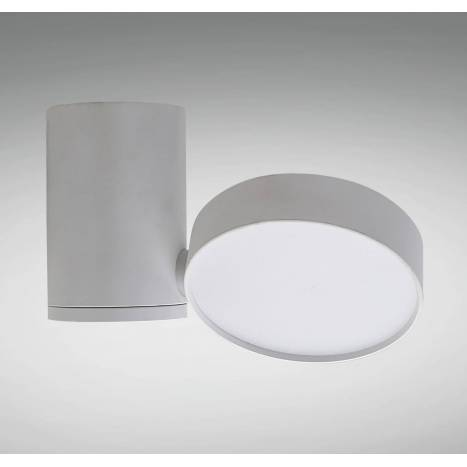 Foco de superficie LC1486W LED 11w blanco - YLD