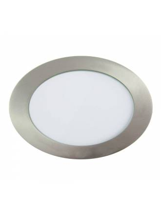 FABRILAMP Apolo Downlight LED 18w nickel