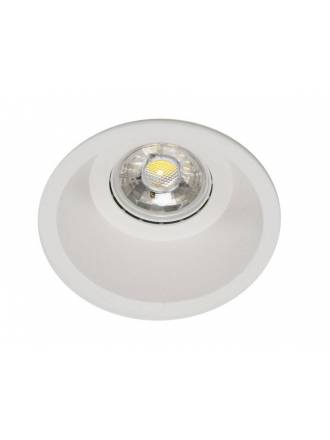 KOHL Moon recessed light white