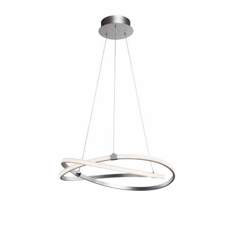 MANTRA Infinity Pendant Lamp LED 42w Silver