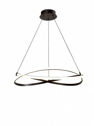 MANTRA Infinity pendant lamp LED 42w forge