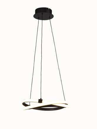 Lámpara colgante Infinity LED 30w forja - Mantra