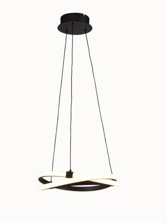 MANTRA Infinity pendant lamp LED 30w forge