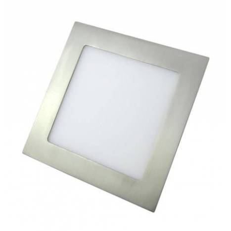 Downlight Anubis LED 18w SMD acero - Fabrilamp