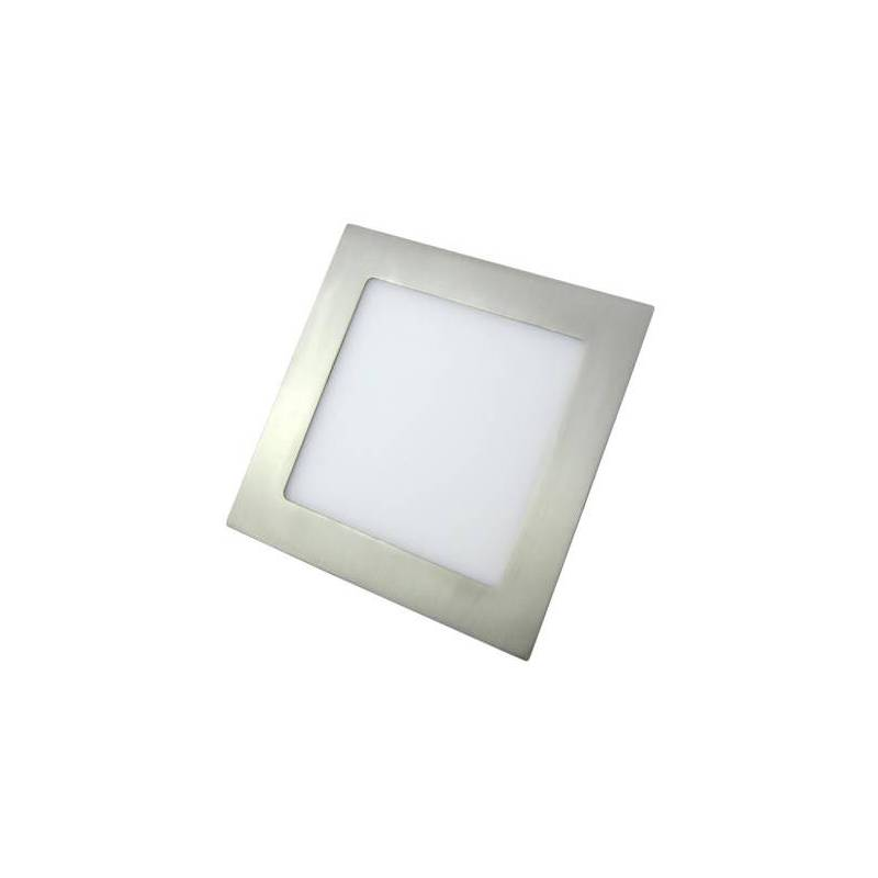 Downlight Anubis LED 18w SMD acero - Fabrilamp