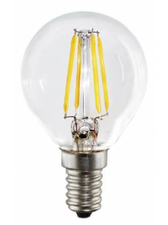 MANTRA LED E14 bulb 4w Spherical decorative