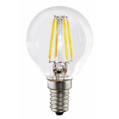Bombilla LED 4w E14 Esférica decorativa - Mantra