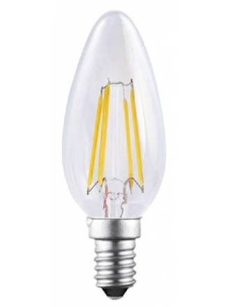 MANTRA LED E14 bulb 4w Candle decorative