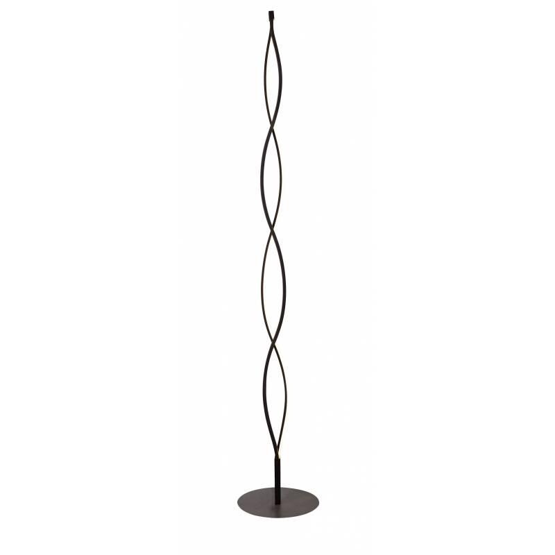 Lámpara de pie Sahara LED 21w regulable forja - Mantra