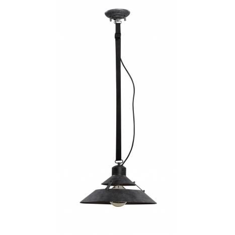 Lámpara colgante Industrial 35cm óxido - Mantra