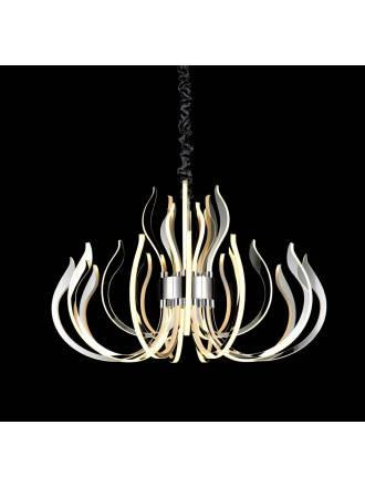 MANTRA Versailles pendant lamp LED 256w chrome