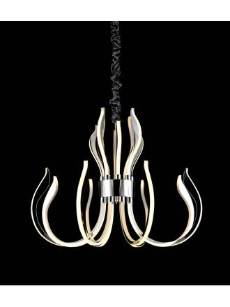 MANTRA Versailles pendant lamp LED 155w chrome