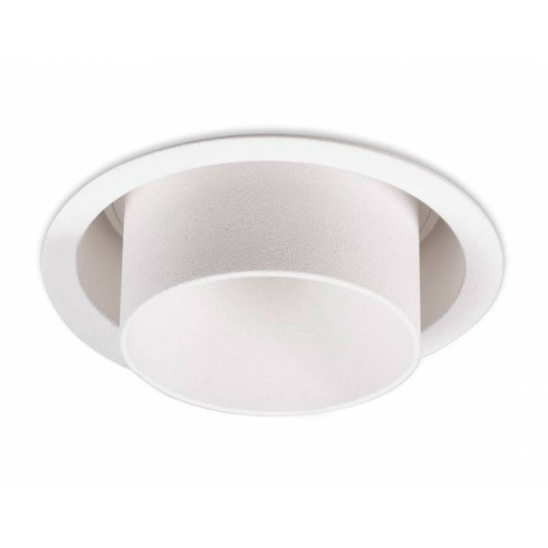 KOHL Daisy recessed light white