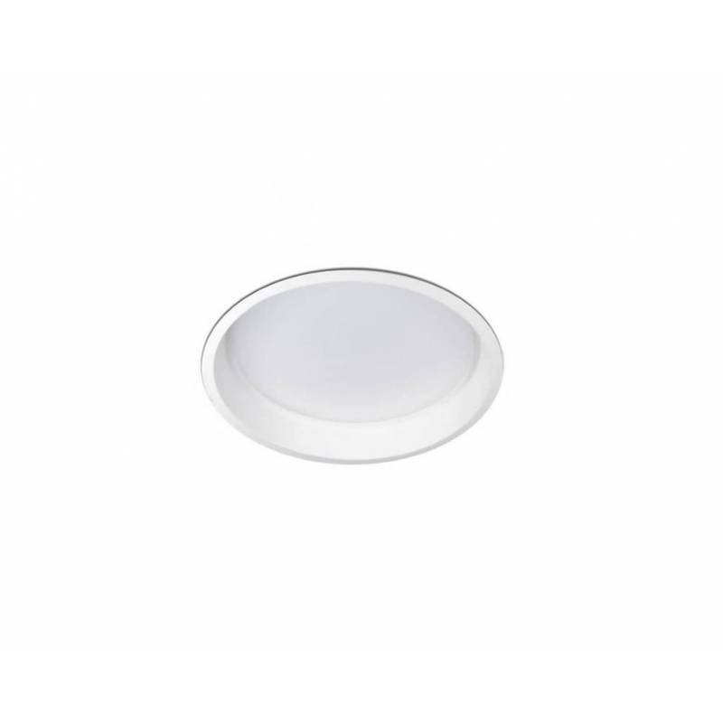 KOHL Lim round LED downlight 7w white