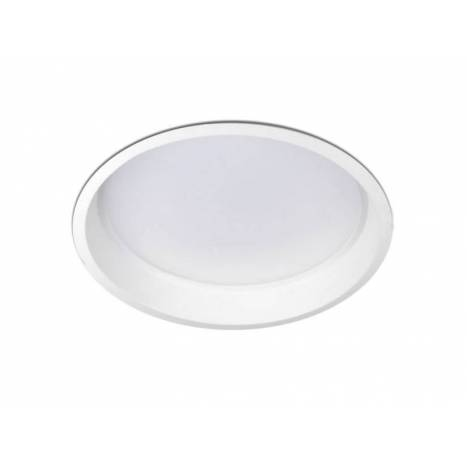 KOHL Lim round LED downlight 35w white