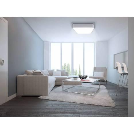 Plafón de techo Cumbuco LED 80w metal - Mantra