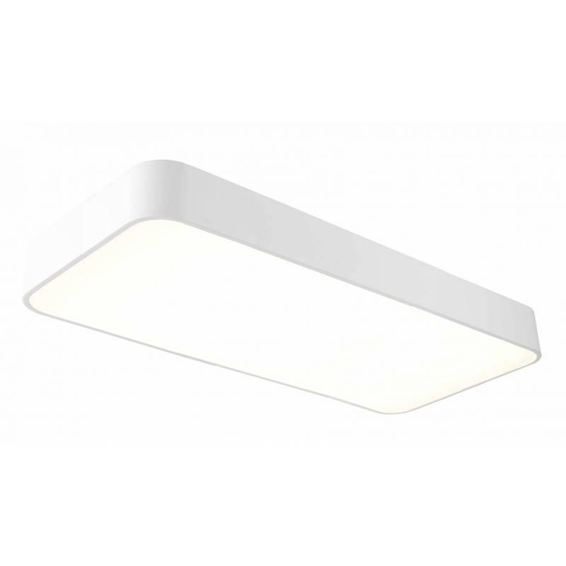 MANTRA Cumbuco ceiling lamp LED 50w rectangular
