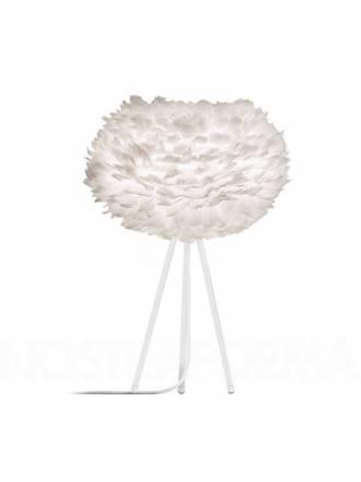 Lámpara de mesa Eos 35cm blanco - Vita