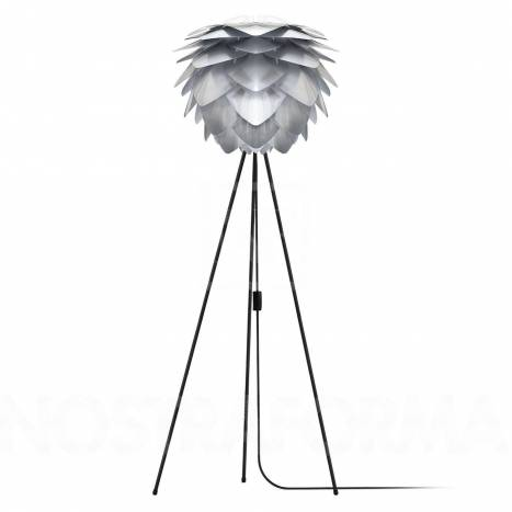 Vita silvia steel floor lamp 45cm design vita silvia steel floor lamp 45cm aloadofball Image collections
