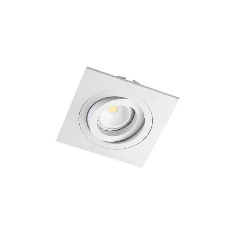 Helium square recessed light white cristalrecord helium square recessed light white aloadofball