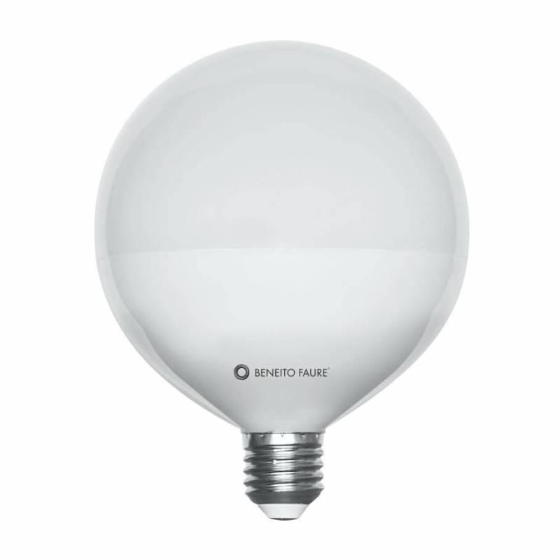 Bombilla LED 22w E27 globo - Beneito Faure