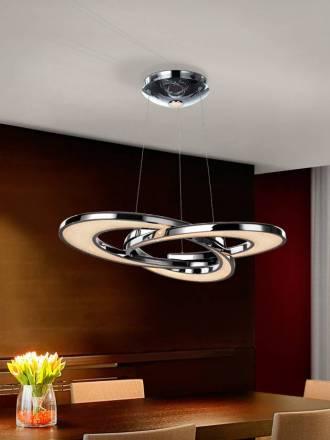 Lámpara colgante Anisia LED - Schuller